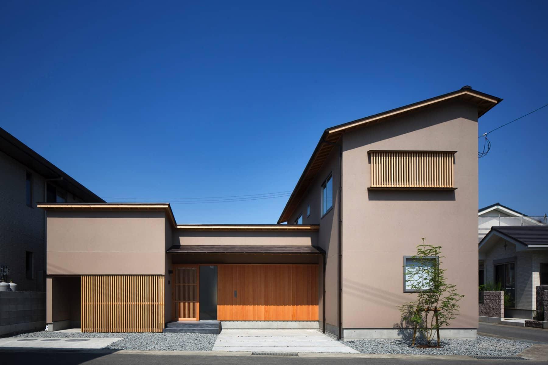 吉野川の家
