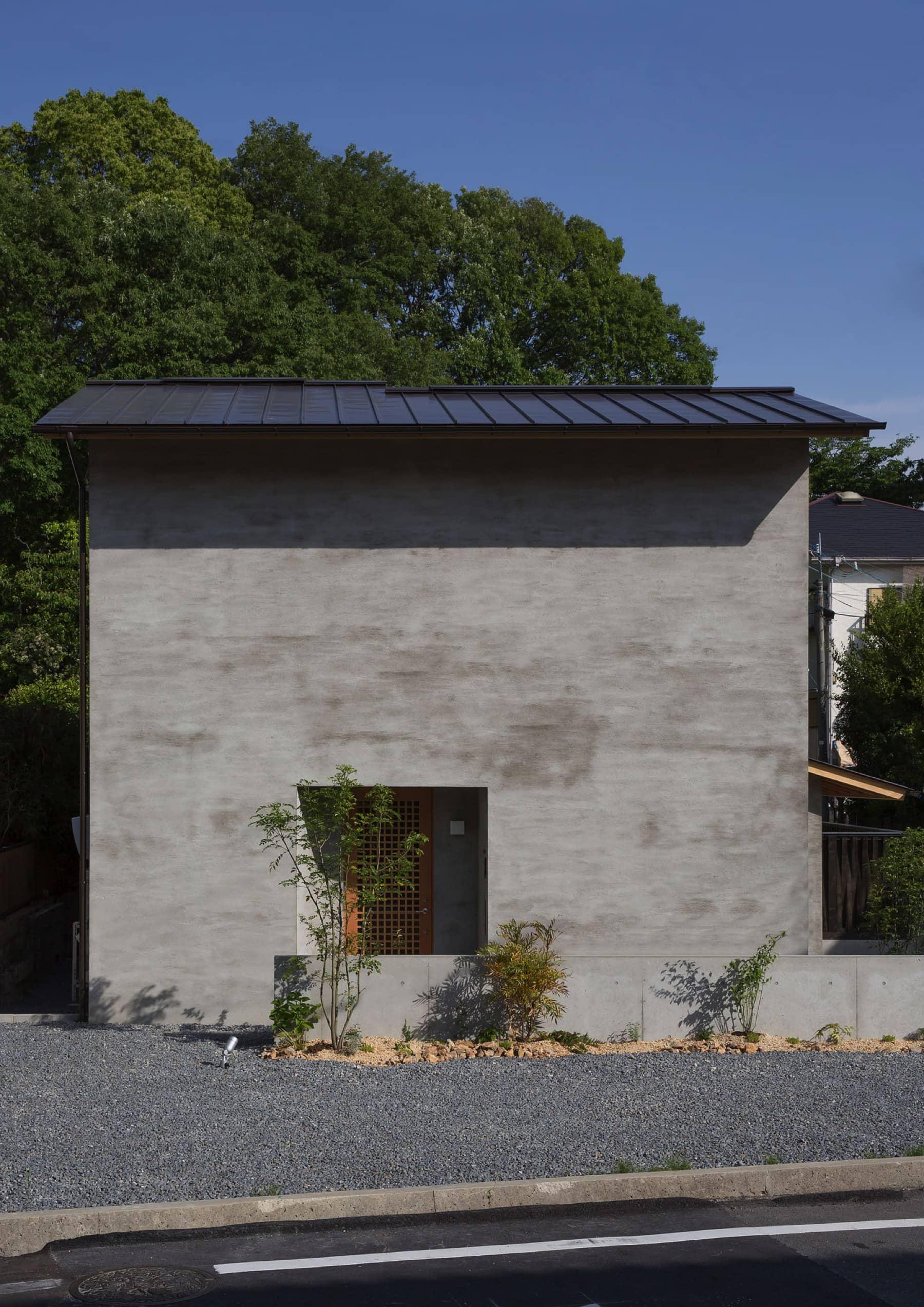 菖蒲池の家