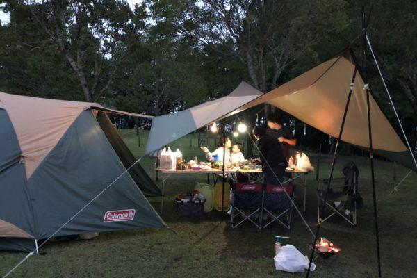 秋キャンプ!