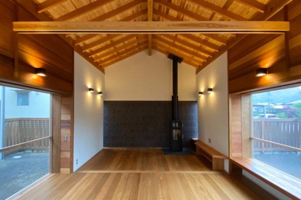 井原の家 設計検査
