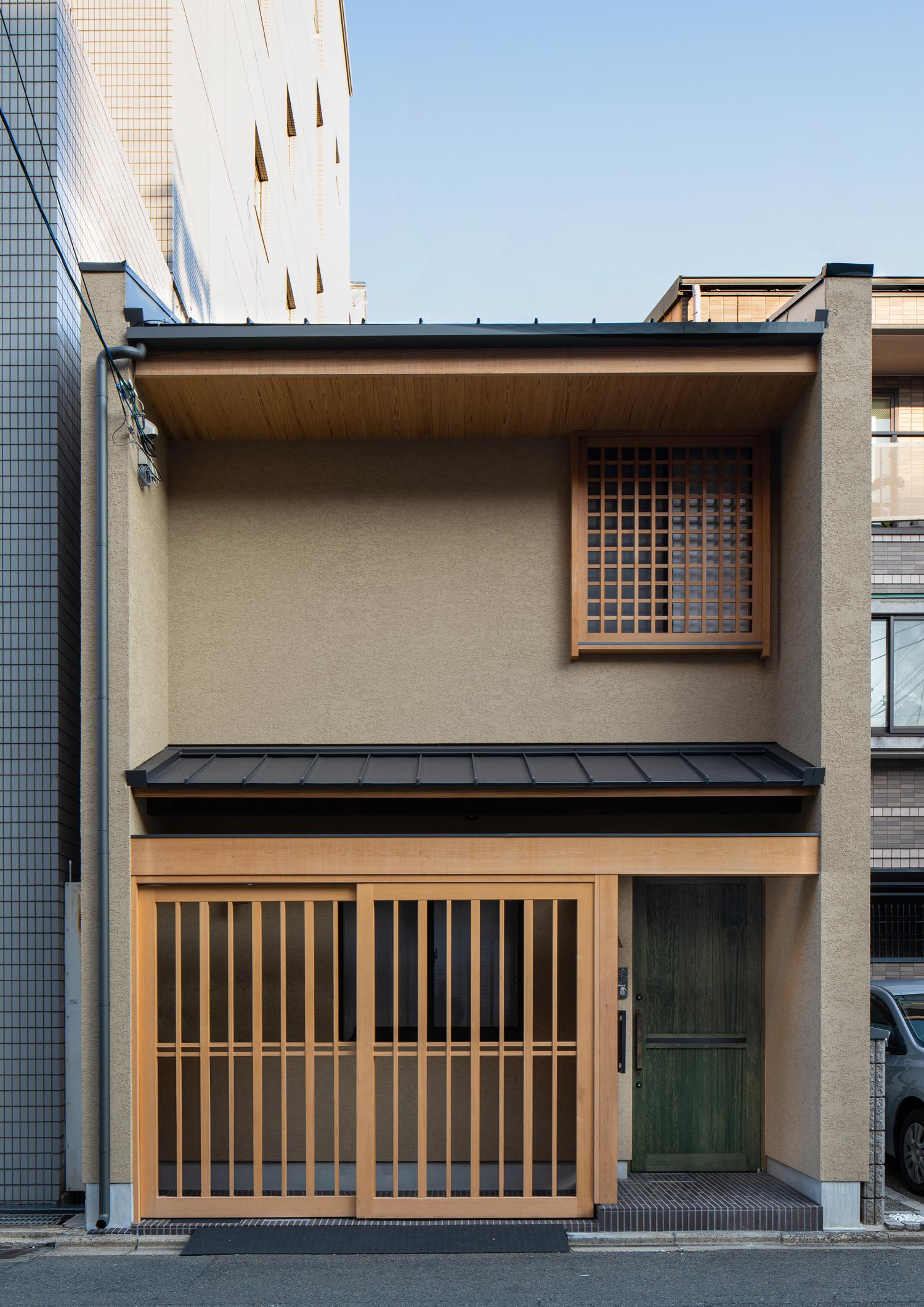 中京の町家