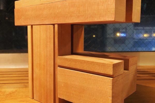 大工さん作・木建模型